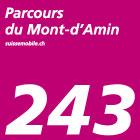 Parcours du Mont-d'Amin