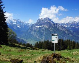 Schabziger Höhenweg – günstiger mit dem ÖV