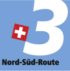 Nord-Süd-Route