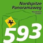 Nordspitze Panoramaweg
