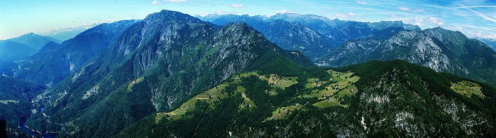 Sentiero Monte di Comino